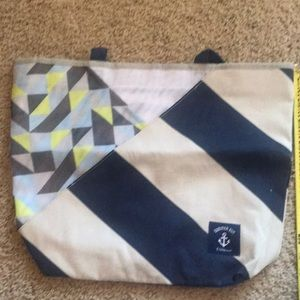 NIB Melaleuca summer canvas pool bag!